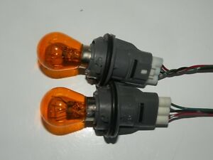 OEM Turn Signal Light Bulb Socket fits Honda Civic Del Sol Accord CRV Odyssey X2