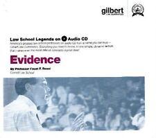 Law School Legends Audio: Evidence, 2005 ed. (Law School Legends Audio...