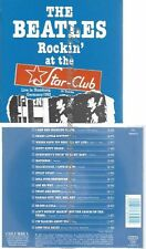 CD--BEATLES--ROCKIN' AT THE STAR-CLUB --