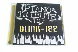 PIANO TRIBUTE TO BLINK-182 707541956499 CD A14588