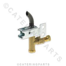 Sedere singolo GAS FIAMMA PILOTA CON STAFFA 6mm Inlet NAT GAS & GPL ANGELO PO pi25