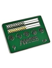 More details for magic the gathering card size abacus life counter green ultra pro ccg game