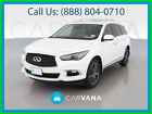 2017 Infiniti QX60 3.5 Sport Utility 4D Cruise Control Rear Spoiler Power Steering Backup Camera Fog Lights Traction
