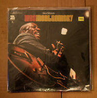 Wes Montgomery LP Panorama VG+ Riverside Promo copy rs 3046