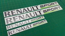 Renault Sport Clio Megane Twingo RS 182 225 200 Cup Trophy autocollants stickers 550 mm
