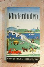 KINDERDUDEN (523K) GUIDE 1959 DESSINS SUSANNE EHMCKE