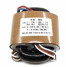 50VA 50W Audio R-Core Transformer 170V + 6.3V Power supply for DIY Tube preamp