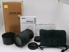 [Near Mint+ in Box] NIKON AF-S DX NIKKOR 55-300mm F/4.5-5.6G ED VR From Japan