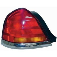 Tail Light-LX Left AUTOZONE/PILOT COLLISION fits 1998 Ford Crown Victoria