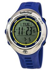 Timberland TBL-13386JPBUS-01 Unisex Washington Summit Digital Grey Dial Blue Rub