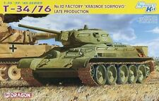 "DRAGON 6479 1/35 T-34/76 No.112 Factory ""Krasnoe Sormovo"" Late - Smart Kit"