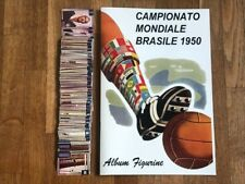 RIMET CUP BRASIL 1950 Empty Album + Complete Sticker wc wm 70 74 no panini copy