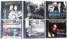 7 CD PROMO RADIO SPECIALS>>INCLUDES WOODSTOCK>>FREE U.S. SHIPPING