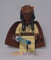 Lego Agen Kolar Minifigure from set 9526 Star Wars Jedi NEW sw421