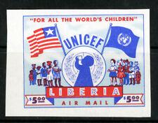 Liberia Stamps # C77 OG Rare Proof