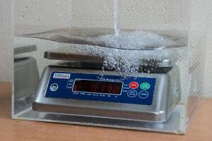 Waage, Portionierwaage, wasserdicht IP68, NEU!!! 30kg in 1g Schritten