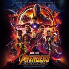 Alan Silvestri - Avengers: Infinity War (Original Motion Picture Soundtrack) ...