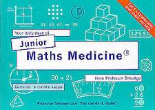 Good, Junior Maths Medicine, Smudge, S., Book