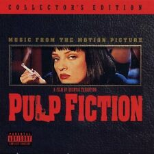VARIOUS ARTISTS: PULP FICTION ORIGINAL FILM SOUNDTRACK CD INC 5 BONUS TRACKS NEW