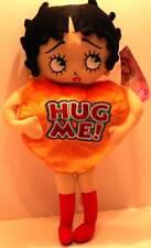 HUG ME BETTY BOOP Plush - Valentine Diva! S.G. NEW!