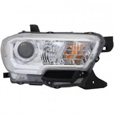 New right passenger headlight light for 2016 2017 Tacoma SR & Base models