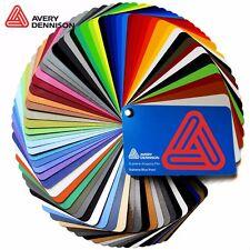 (80,01€/m²) Avery Supreme Wrapping Film SWF Autofolie gegossen Folie Matt Glanz