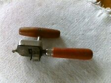 Edlund #5 Junior can opener labeled Star Ales & Lager.