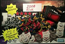 Risk 2008 Game Replacement Pieces Parts You Pick Lots $4.99 Each Free Shipping