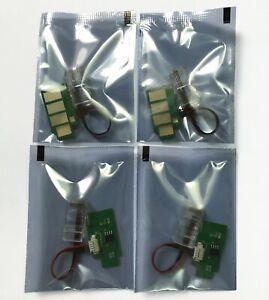 Toner Chip For Samsung X4300LX/X4250LX/X4220RX K808S CLT-K808S C808S M808S Y808S