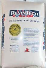 Resintech CG-8 Water Softener Replacement Resin 8% Cross Linked 1 Cu Ft Media