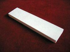 "Dental Instrument Flat Arkansas Sharpening Stone 4"" x 1"" x 1/4"" Fine Grit"