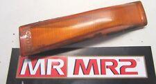 Toyota MR2 MK2 Import Passenger Side Wing Rub Strip Signal Indicator Light Left