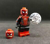 SPIDER-MAN  MARVEL THE U.S.A. HERO MINIFIGURE  CLASSIC The Lego Movie