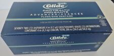 72 Packs Oral-B Glide Pro-Health Advanced Dental Floss Fresh Mint BEST PRICE !!