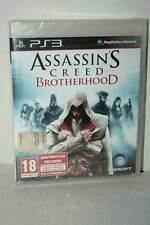 ASSASSIN'S CREED BROTHERHOOD NUOVO SONY PS3 EDIZIONE ITALIANA PAL VBC 18969