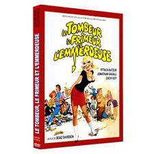 LE TOMBEUR, LE FRIMEUR ET L'EMMERDEUSE (Yftach Katzur) DVD VF