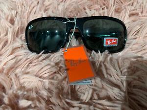 Ray-Ban Unisex's RB4075 Sunglasses - Black
