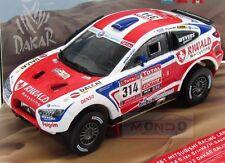 Mitsubishi Racing Lancer #314 Rally Dakar 2012 Vitesse 1:43 VE43461