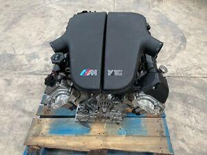 BMW S85 Motor V10 5.0L M5 M6 OEM 61K Plus Core! Niedrig Miles Preis 2 Verkaufen