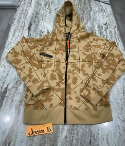 Nike X Lebron James Strive For Greatness Fleece Hoodie NWT Mens Size Large $120