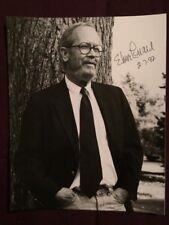 Elmore Lenard Autographed Signed Photo