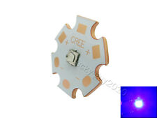 20mm Star Base f Fish tan CREE XLamp XP-E 3W Royal Blue 450nm-455nm LED emitter