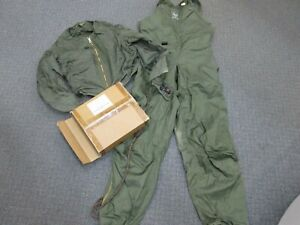 WW2 F-3A Army Air Force GE Electric Flying Jacket and Trousers, Original GE Box.