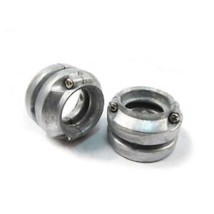 MATO Metal Driving Wheels Guides For HengLong 1/16 Leopard 2 A6 RC Tanks