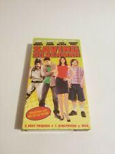 Saving Silverman (Vhs, 2001) Promotional copy