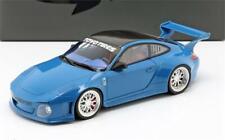 1 18 GT Spirit Porsche 997 Old&bodykit Turquoise Blue