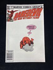 Daredevil #187 (Oct 1982, Marvel) HIGH GRADE NEWSSTAND | UNREAD 9.6 NM+