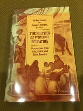 The Politics of Women's Education Signed By Jill Ker Conway And Susan Bourque HC