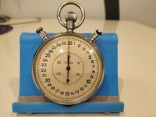 TWO Vintage Stopwatch Chronometer SLAVA and Zlatoust