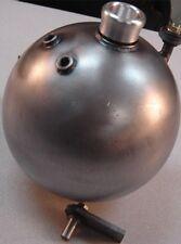 Harley Chopper Bobber Rigid Sportster Big Twin Oil Tank  8 inch ball sphere